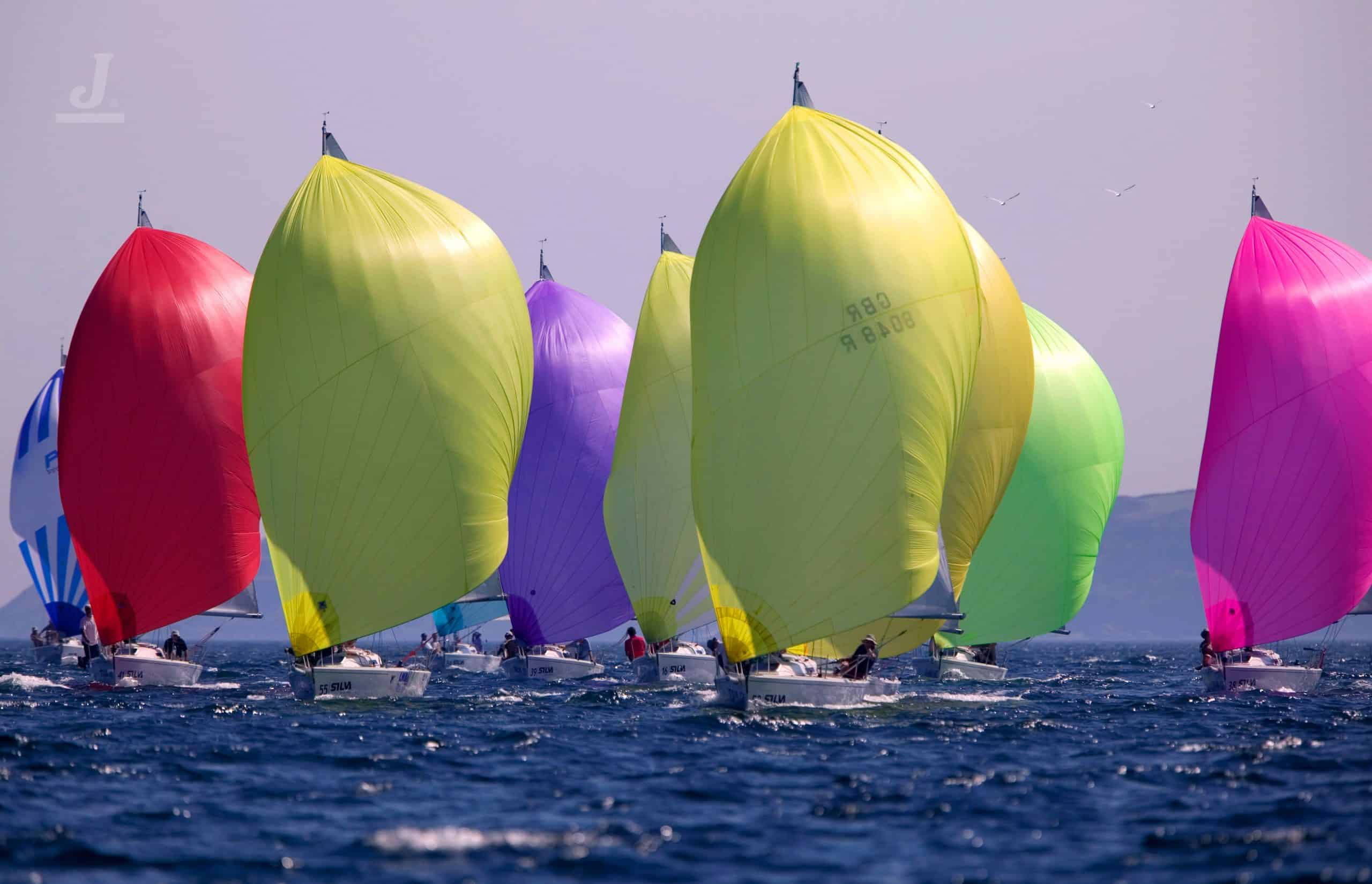 J/80 op Sailing world