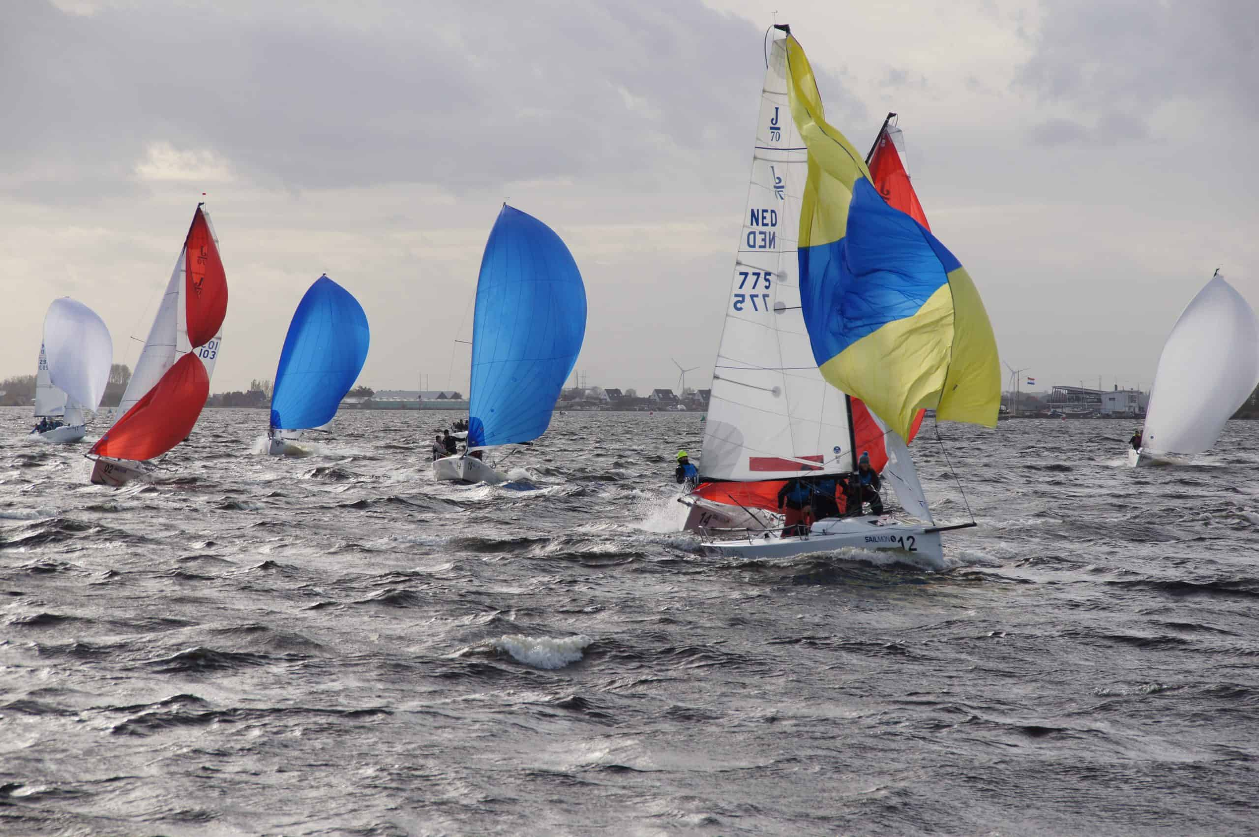 (Nederlands) J/70 ONK Aftermovie