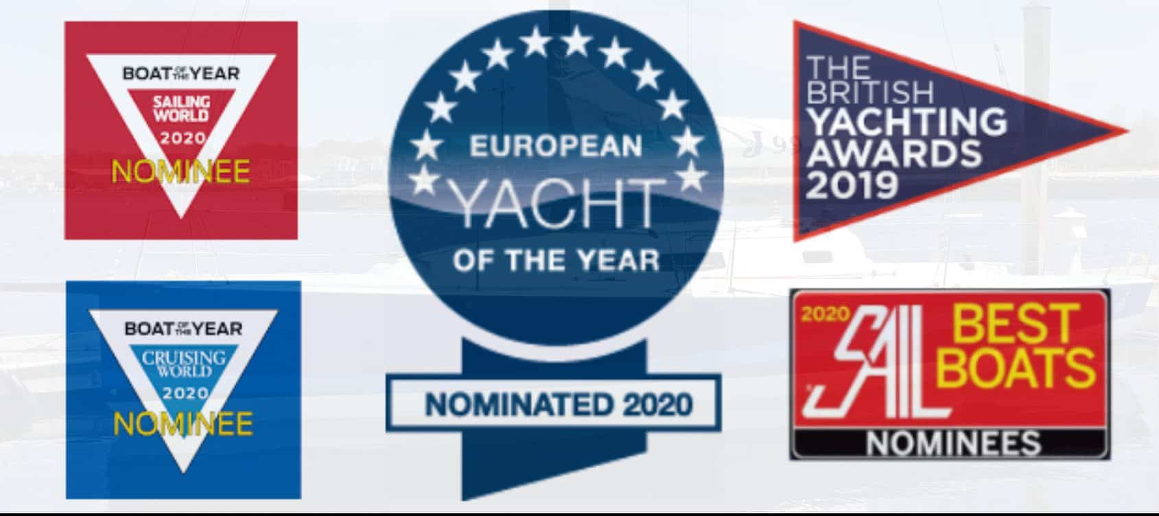 J 99 Sport Sailboat – Genomineerd voor 5 Yachting Awards!
