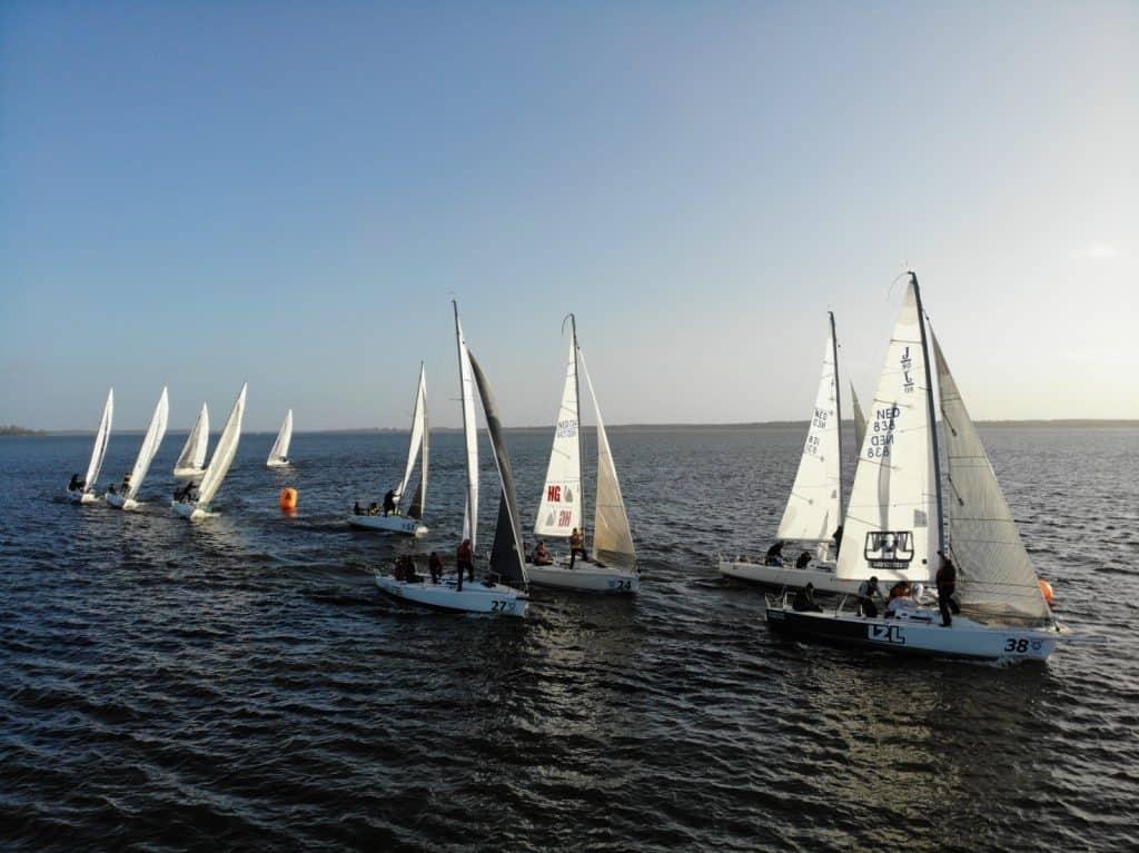 J80 open Nederlands Kampioenschap – Naarderbos